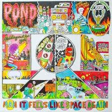 pond album cover