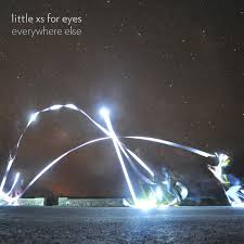 little xs for eyes album art