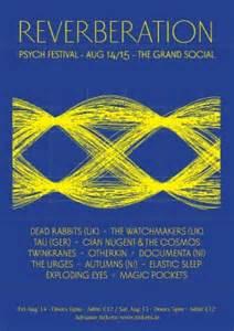 reverberation poster